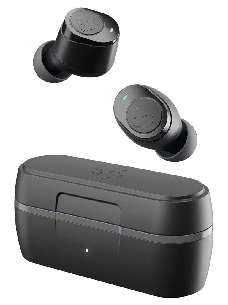 Фото - Наушники Skullcandy Jib True Wireless Black S2JTW-N740 наушники с микрофоном skullcandy jib earbuds with microphone eac зеленый s2duyk