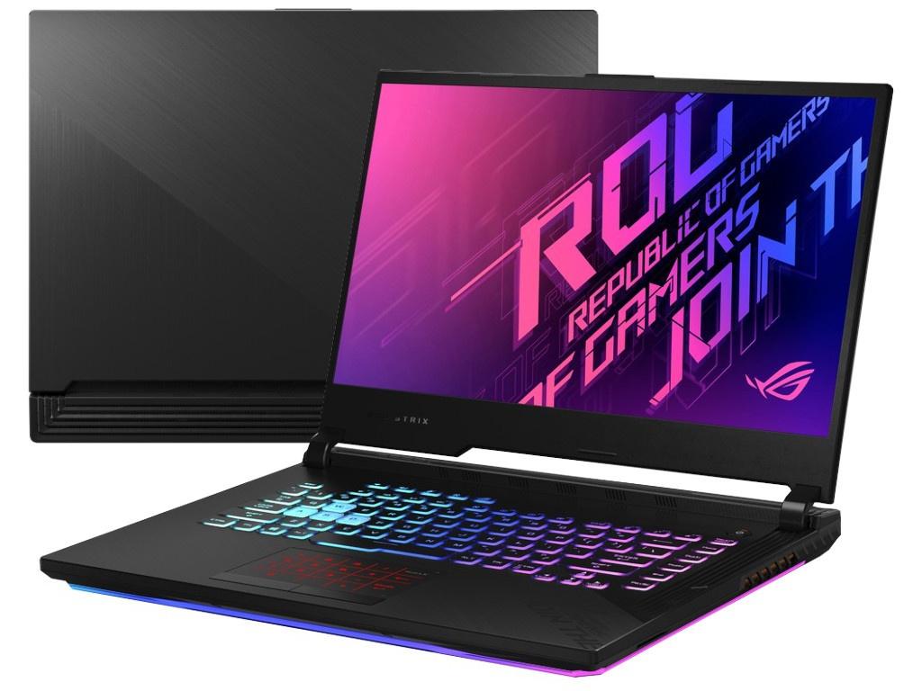 Ноутбук ASUS ROG Strix G15 G512LU-HN131T 90NR0351-M04160 Выгодный набор + серт. 200Р!!! (Intel Core i7-10750H 2.6 GHz/16384Mb/512Gb SSD/nVidia GeForce GTX 1660Ti 6144Mb/Wi-Fi/Bluetooth/15.6/1920x1080/Windows 10 Home 64-bit)