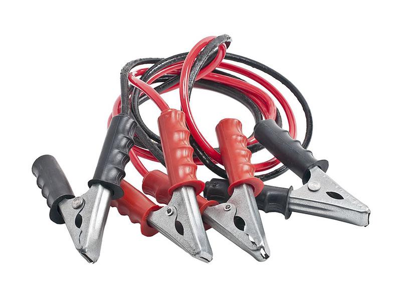 пусковые провода главдор gl 426 300a 2m black red 52750 Пусковые провода Главдор GL-424 200A 2m 52748