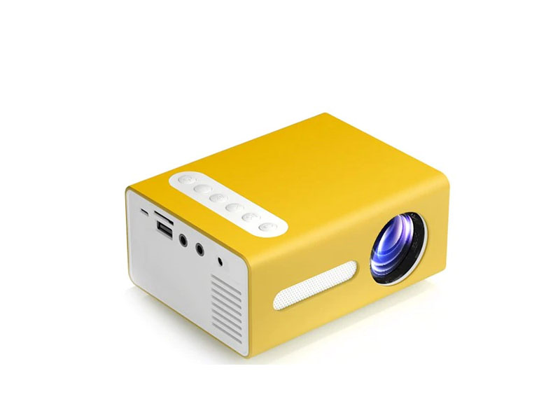 Фото - Проектор Unic T300 Yellow проектор unic t300 black