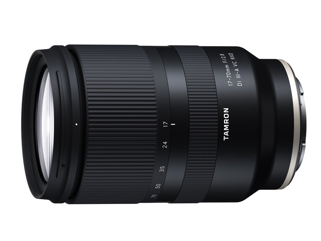 Фото - Объектив Tamron Sony E 17-70 mm f/2.8 Di III-A VC RXD B070S объектив sony sel70300g 70 300 mm f 4 5 5 6 g oss for nex