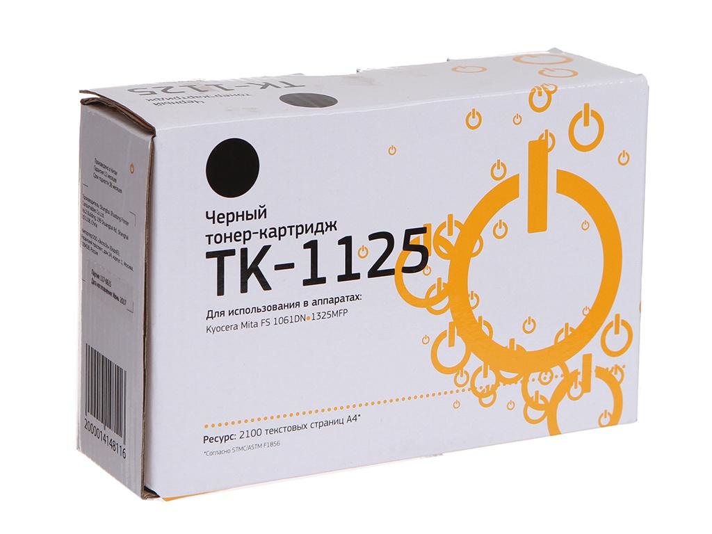 Картридж Bion TK-1125 Black для Kyocera-Mita FS 1061DN/1325MFP