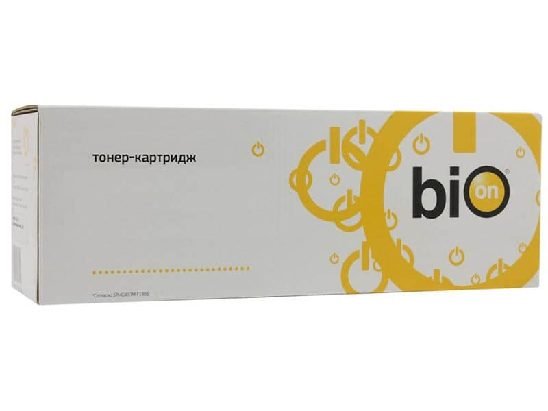 Картридж Bion Q6000A Black для HP Color LaserJet 1600/2600N/M1015/M1017