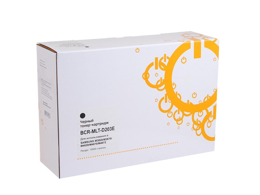 Картридж Bion MLT-D203E для Samsung M3820D/M4020ND/M3870FD/M4070FR Black