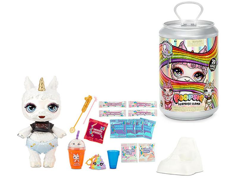 Лама Poopsie White-Pink 562641