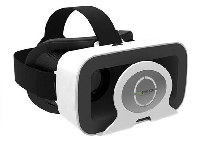 Фото - Очки виртуальной реальности Shinecon SC-G03R очки виртуальной реальности bobovr z6 black