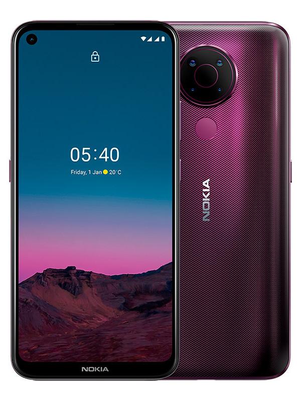 Сотовый телефон Nokia 5.4 (TA-1337) 4/128Gb Purple