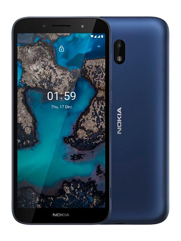 Сотовый телефон Nokia C1 Plus Blue