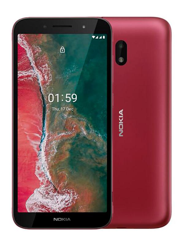 Сотовый телефон Nokia C1 Plus Red
