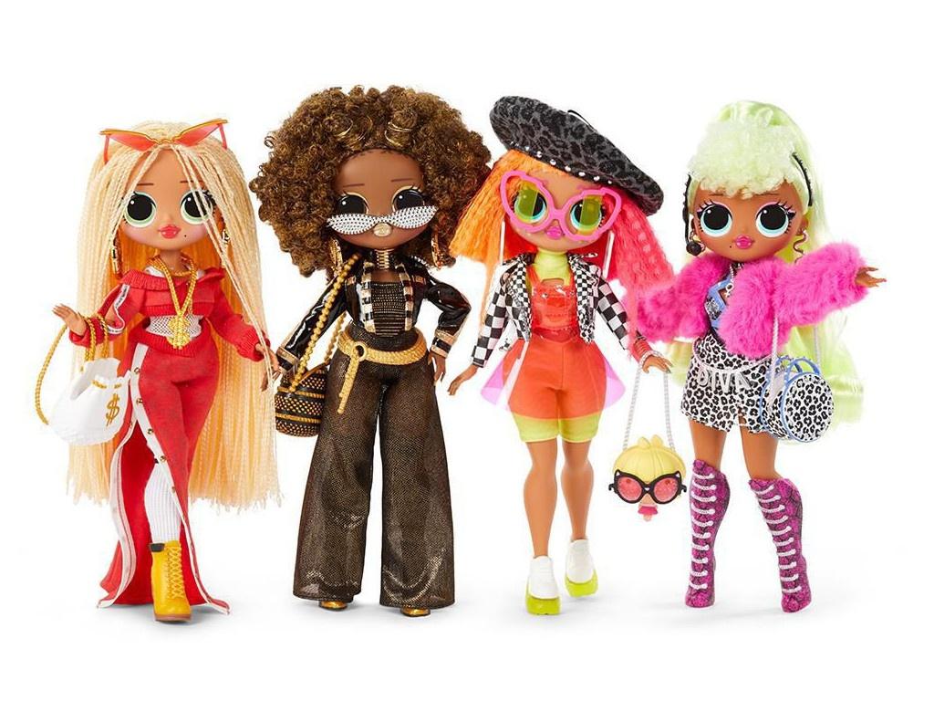 Кукла LOL Surprise OMG Series 4 in 1 422020