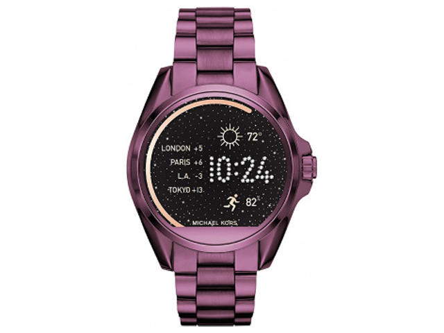 Фото - Умные часы Michael Kors Bradshaw MKT5017 michael kors часы michael kors mk6359 коллекция bradshaw