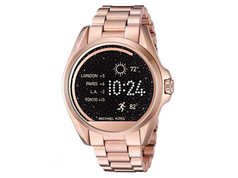 Фото - Умные часы Michael Kors Access Bradshaw MKT5004 michael kors часы michael kors mk6359 коллекция bradshaw