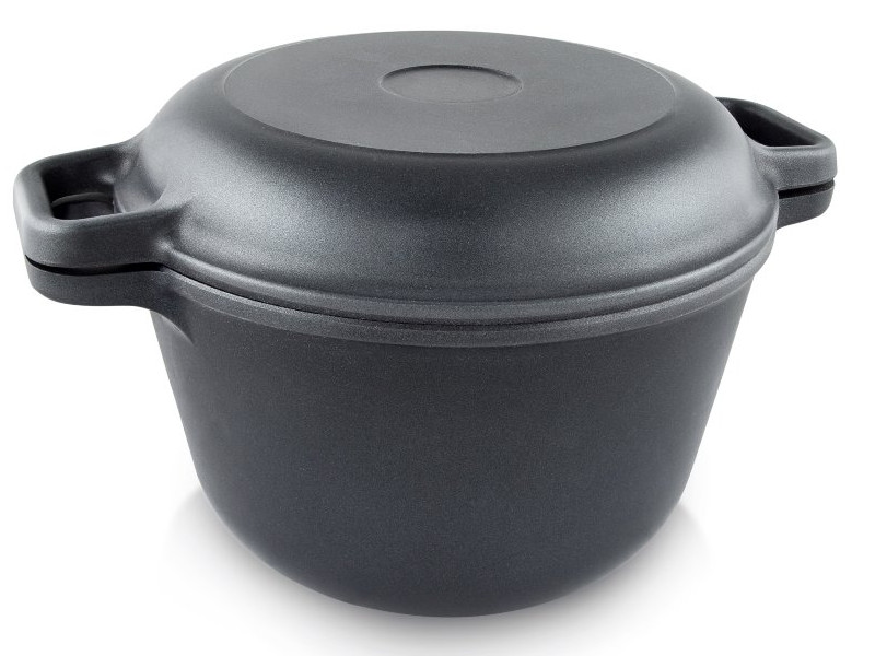 Казан Нева металл посуда 3L 6830