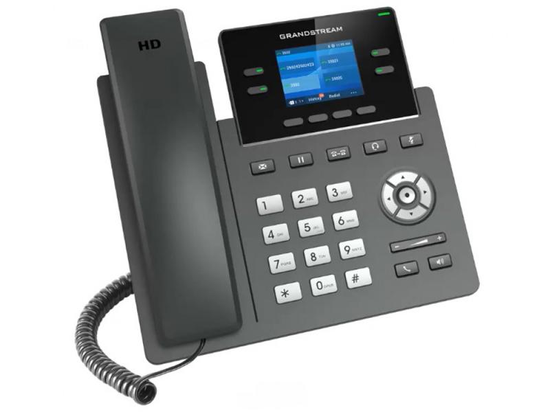 VoIP оборудование Grandstream GRP2612W