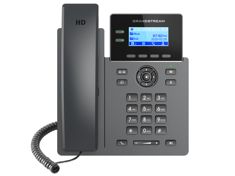 VoIP оборудование Grandstream GRP2602P