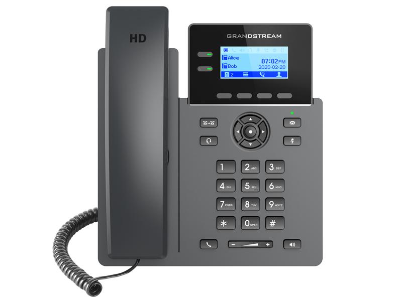 VoIP оборудование Grandstream GRP2602