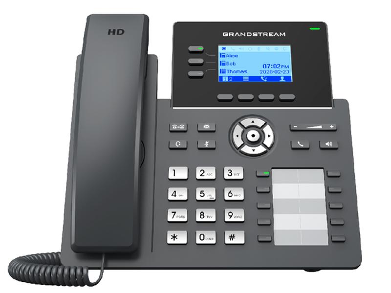 VoIP оборудование Grandstream GRP2604
