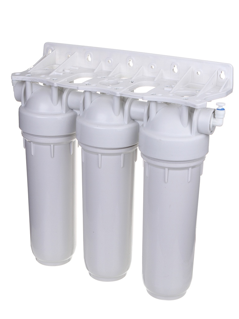 Фильтр для воды АкваПро DIY с картриджами 330