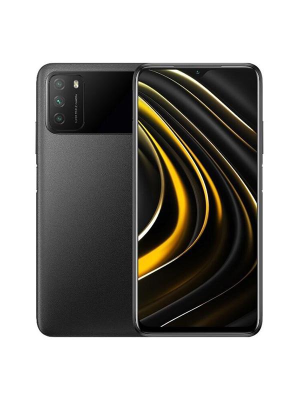 Сотовый телефон Pocophone M3 4/64Gb Black