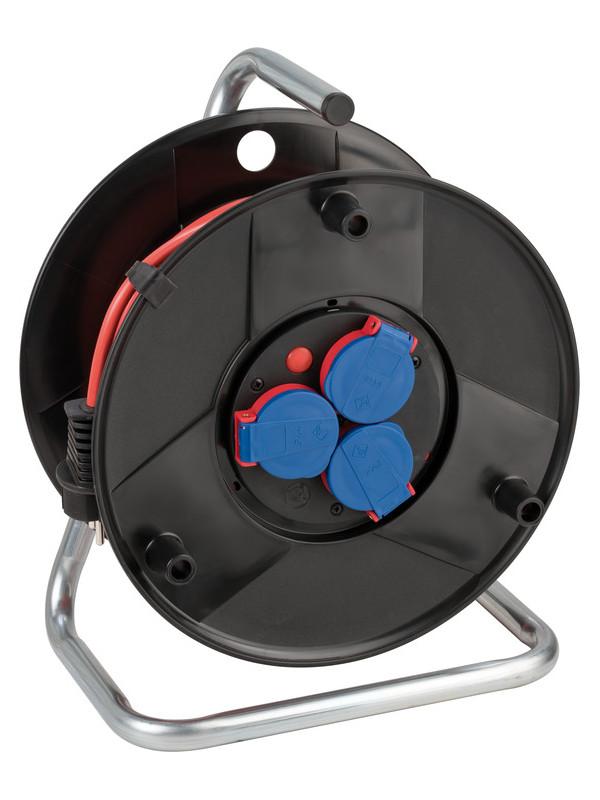 Удлинитель на катушке Brennenstuhl Garant 3 Socket 40m IP44 Red 1098540001