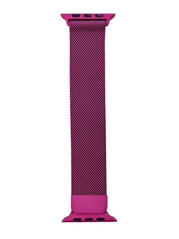 Аксессуар Ремешок Activ для APPLE Watch 42/44mm Milanese Pink 99687