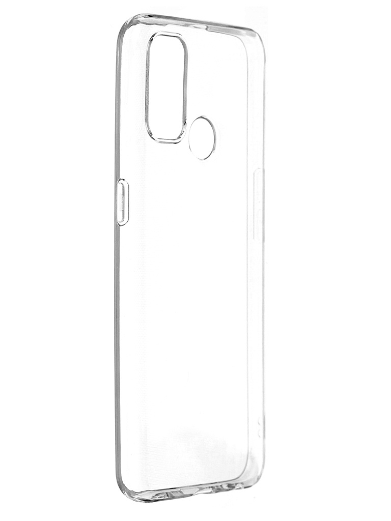 Чехол Zibelino для Oppo A53 Ultra Thin Case Transparent ZUTCP-OP-A53-TRN