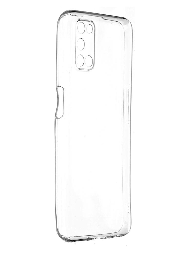 Чехол Zibelino для Oppo A52 / A72 Ultra Thin Case Transparent ZUTC-OP-A52-WHT