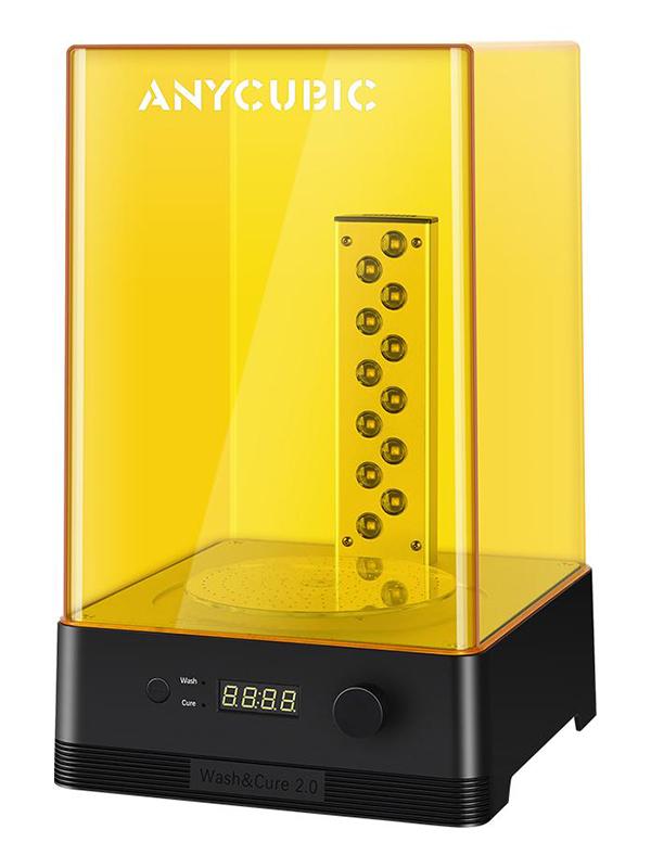 3D принтер Anycubic Wash & Cure 2