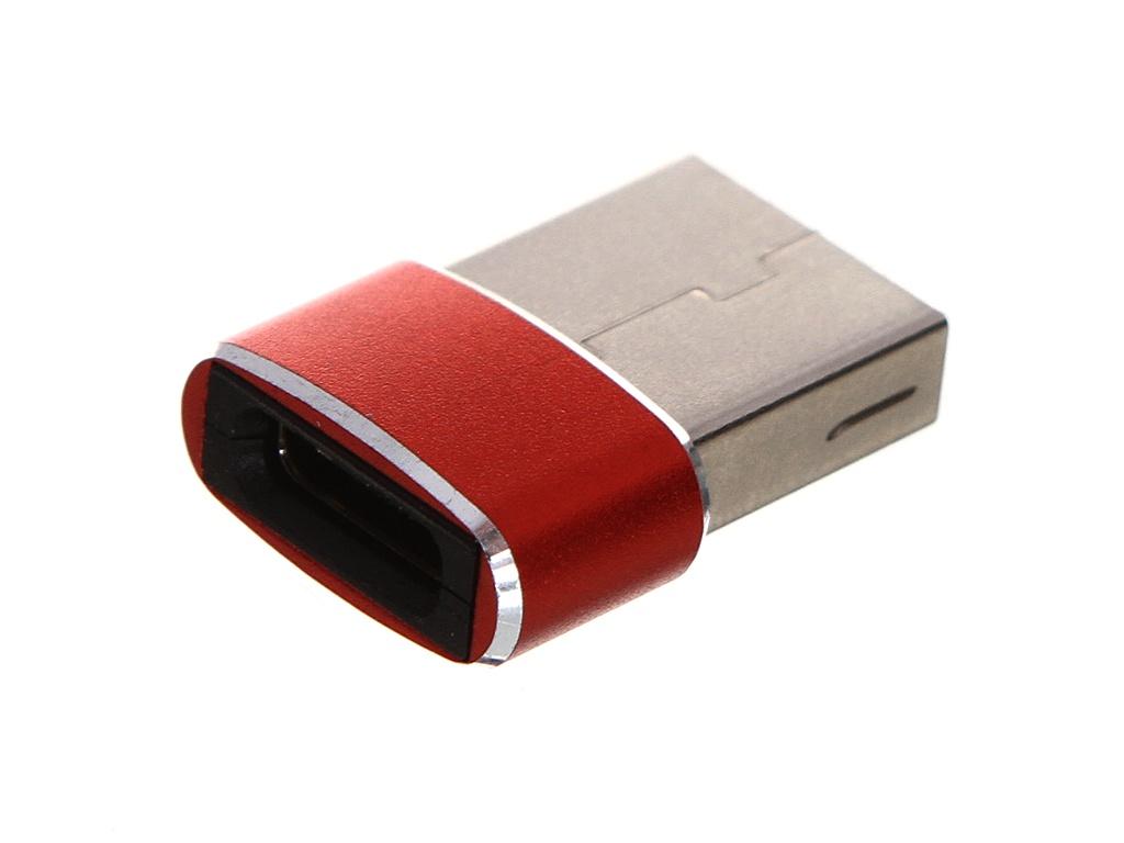 Аксессуар Palmexx USB Type-C - USB Red PX/ADAPT-USBC-USB-RED адаптер palmexx usb c hdmi usb 3 1 usb c px hub usbc hdmi usb silver