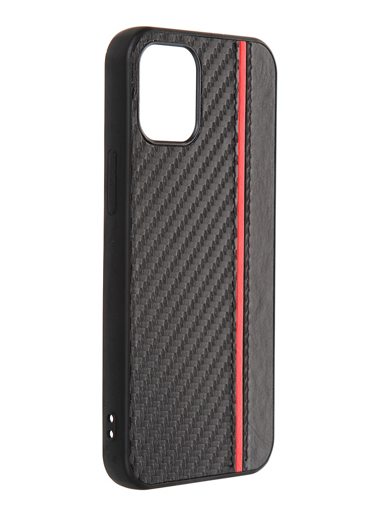 Чехол G-Case для Apple iPhone 12 mini Carbon Black GG-1299