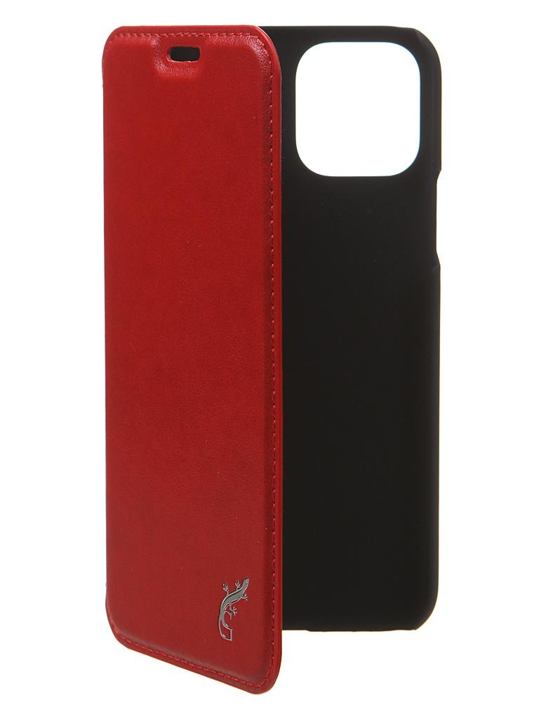 Чехол G-Case для Apple iPhone 11 Pro Slim Premium Red GG-1150