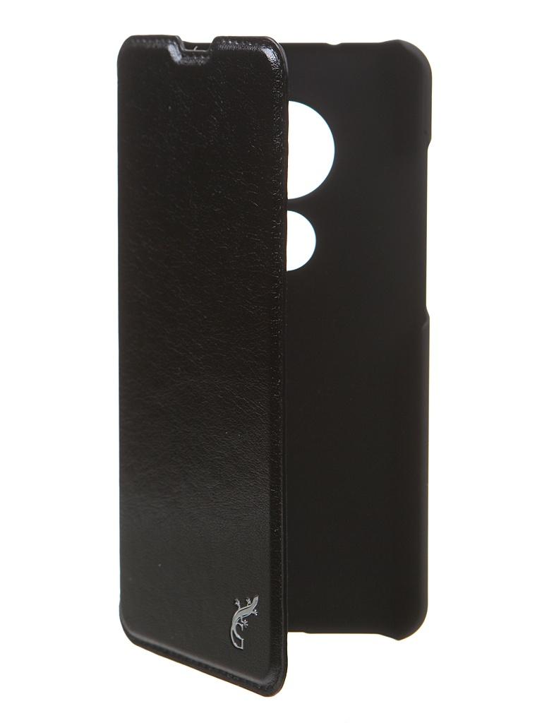 Чехол G-Case для Nokia 7.2 / 6.2 Slim Premium Black GG-1181