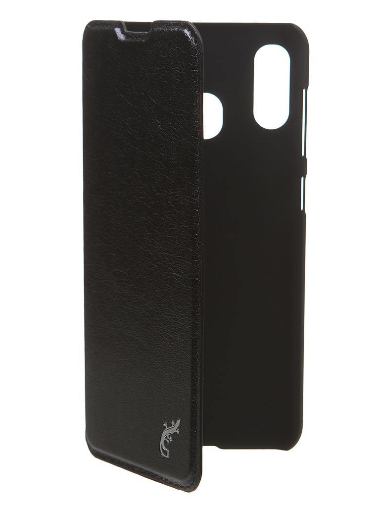 Чехол G-Case для Samsung Galaxy A30 SM-A305F / A20 SM-A205F Slim Premium Black GG-1021
