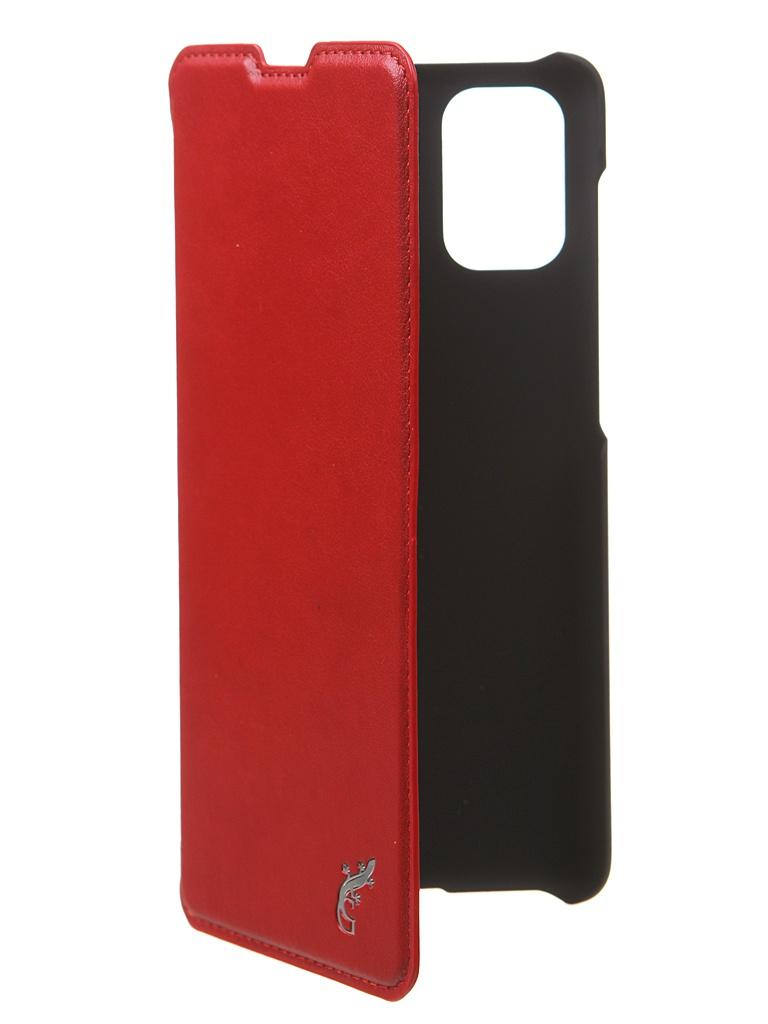Чехол G-Case для Samsung Galaxy M51 SM-M515F Slim Premium Red GG-1298