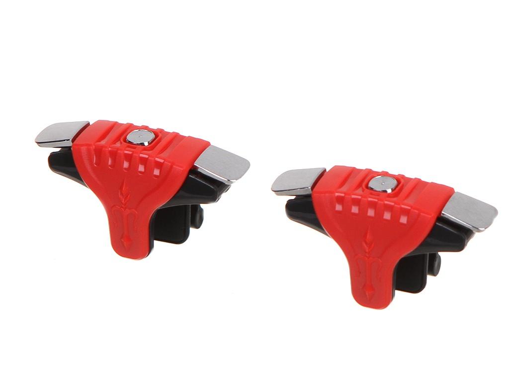Геймпад-держатель COTEetCI G-8 Mechanical Game Joystick Red CS8810-RD
