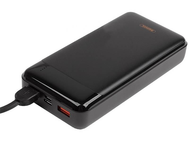 Внешний аккумулятор Remax R-Power Bank RPP-148 20000mAh Black