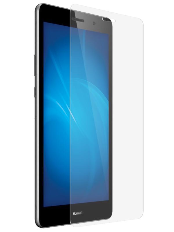 Закаленное стекло DF для Huawei MediaPad T3 7.0 hwSteel-43