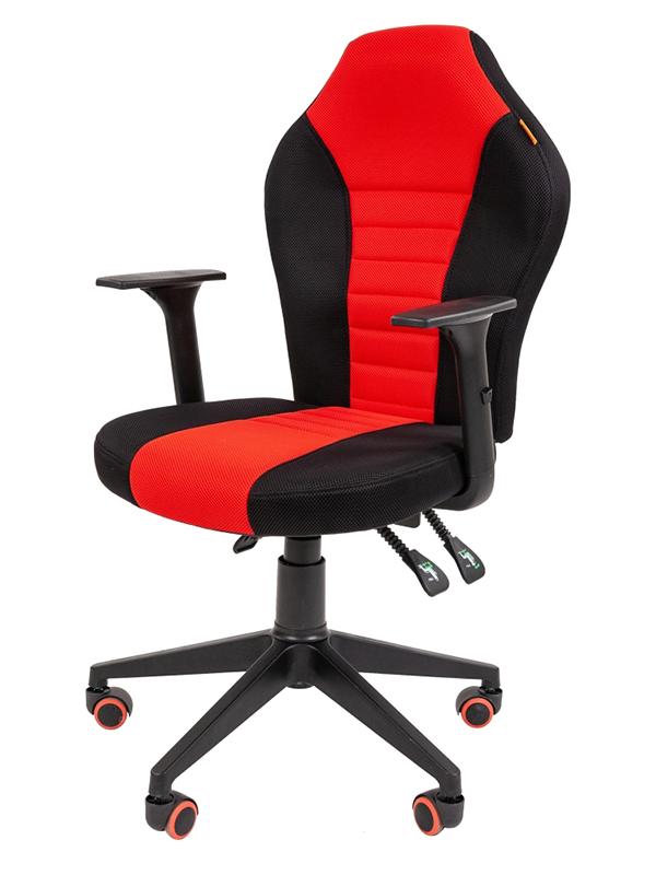 Компьютерное кресло Chairman Game 8 Black-Red 00-07027140 + подарочный сертификат (200 руб)