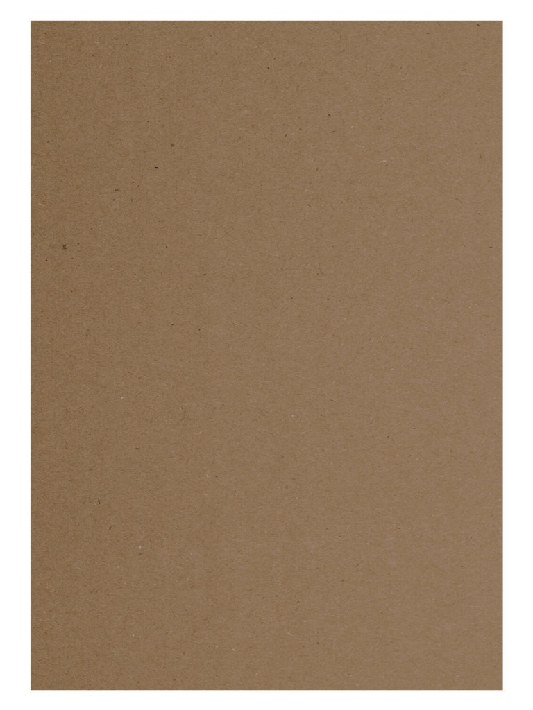 Крафт-бумага А4 Brauberg Art Classic 210х297mm 80 г/м2 100 листов 112486