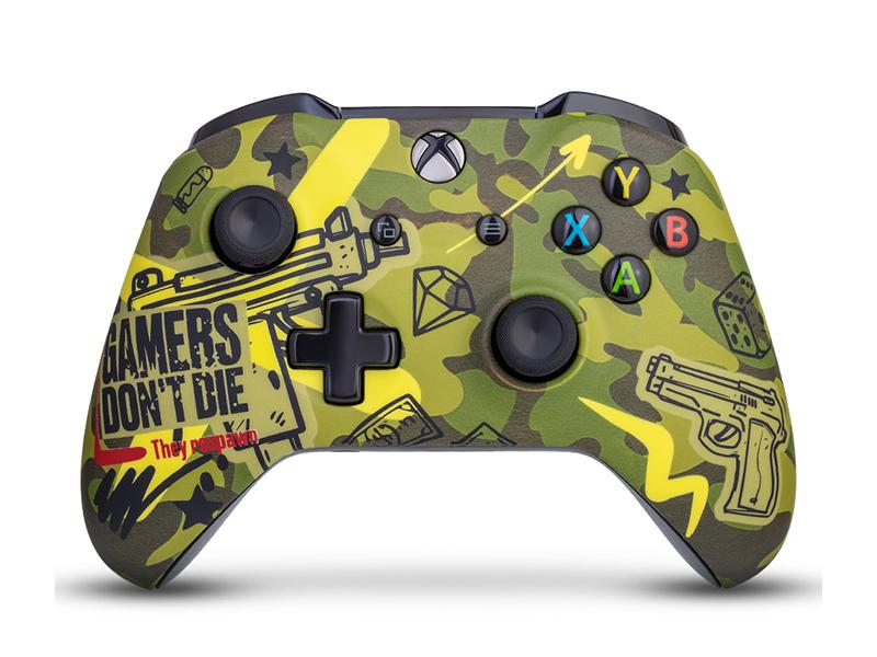 Геймпад Rainbo Xbox One Гангстер