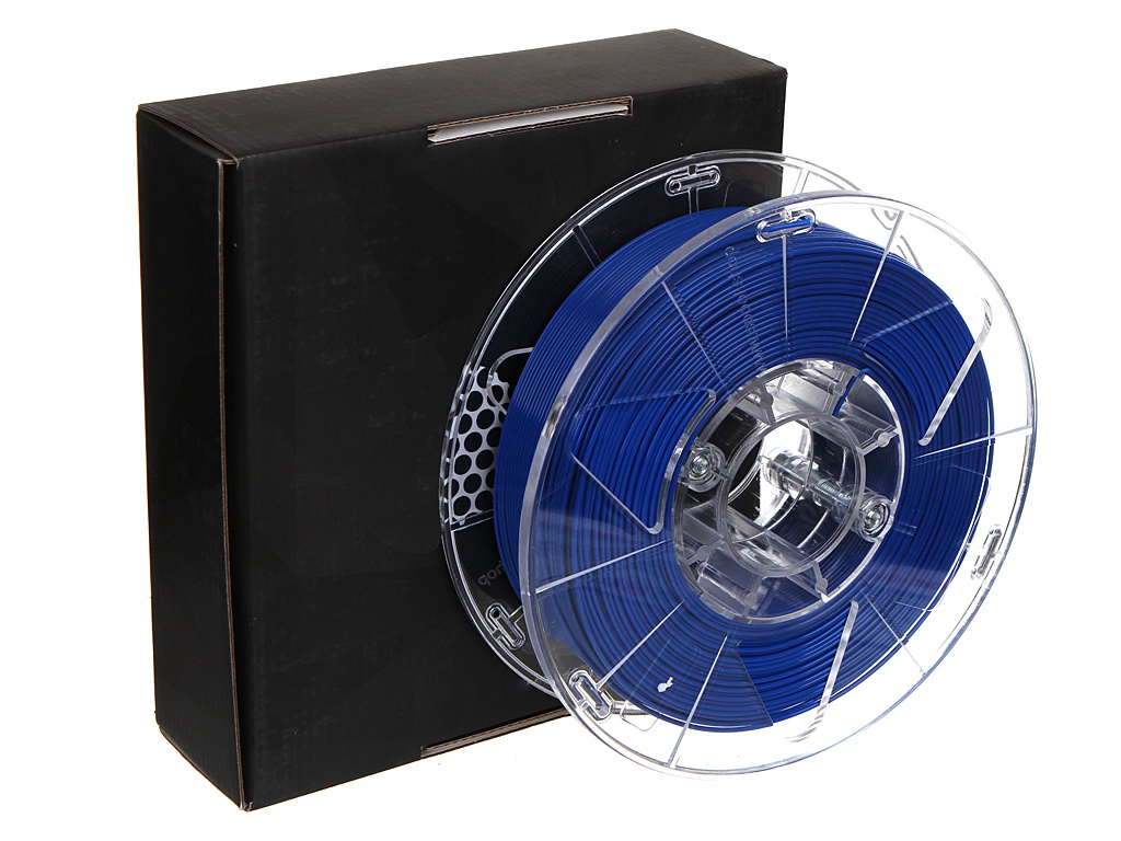Аксессуар Cactus PLA Pro-пластик 1.75mm 750гр Blue CS-3D-PLA-750-BLUE