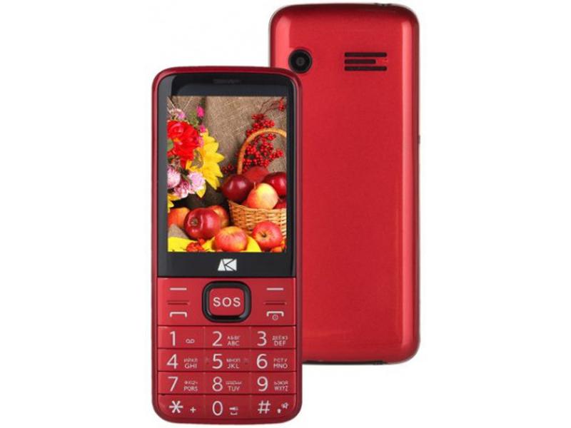 Сотовый телефон Ark Power 4 Red