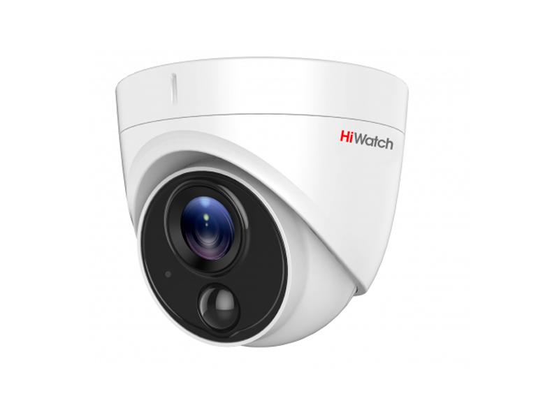 Аналоговая камера HiWatch DS-T513(B) 3.6mm аналоговая камера hiwatch ds t513 b 3 6mm