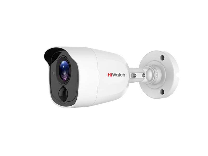 Аналоговая камера HiWatch DS-T510(B) 2.8mm аналоговая камера hiwatch ds t513 b 3 6mm