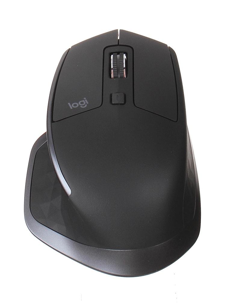 Фото - Мышь Logitech MX Master 2S Wireless Graphite 910-005966 мышь logitech mx master 3 черный