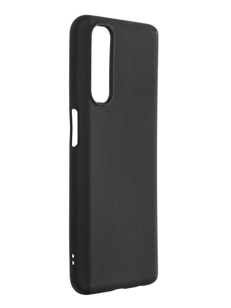 Чехол Zibelino для Realme 7 Soft Matte Black ZSM-RLM-7-BLK