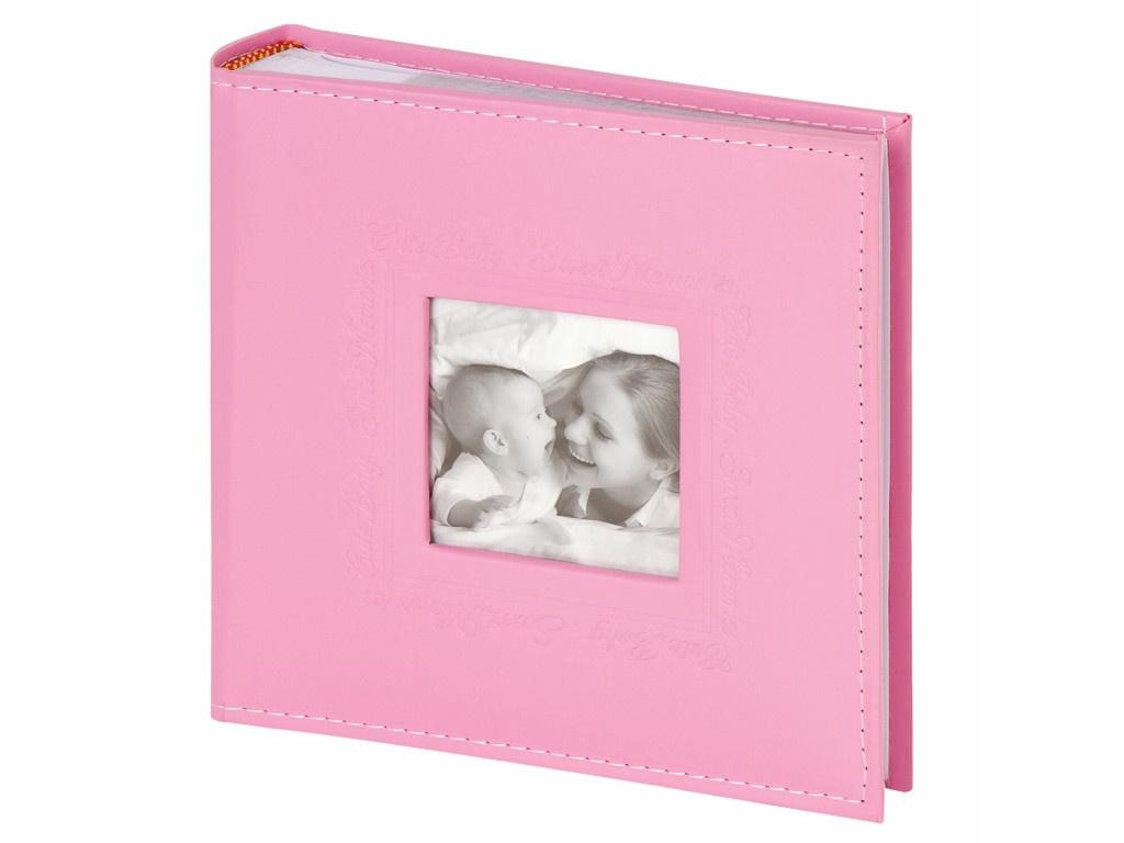 Фотоальбом Brauberg Cute Baby 10х15cm Pink 391141