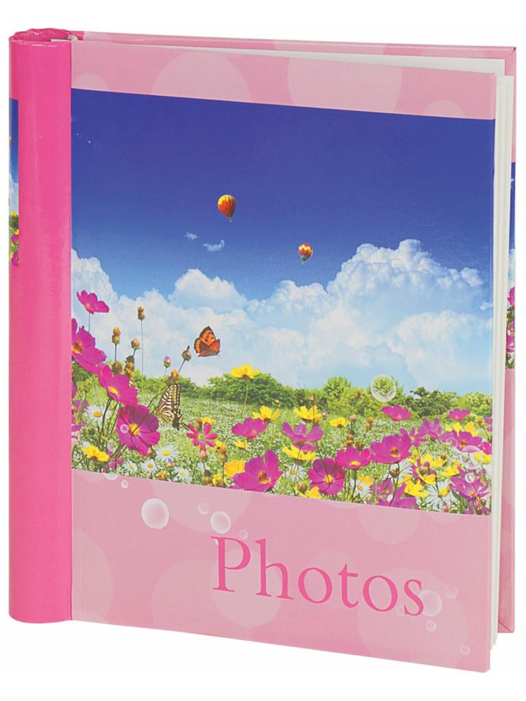 Фото - Фотоальбом Brauberg Дивный луг 23x28cm Pink 390686 фотоальбом 6171
