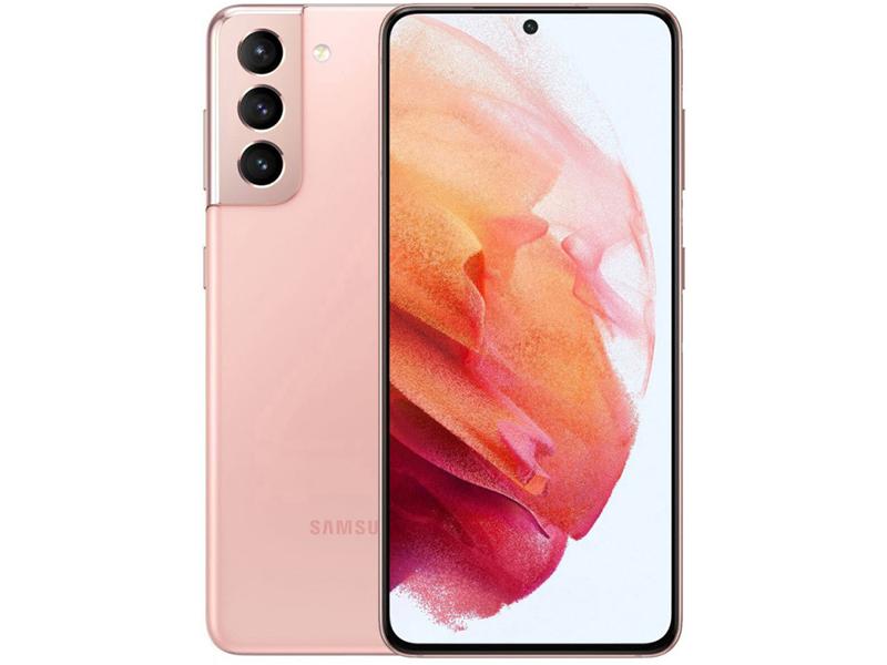 Сотовый телефон Samsung SM-G991F Galaxy S21 8/128Gb Phantom Pink