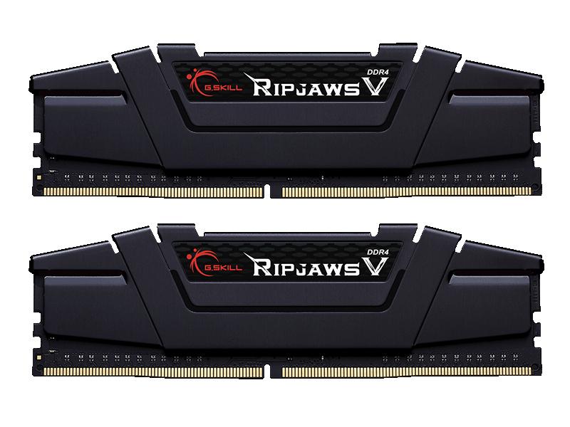 Модуль памяти G.Skill Ripjaws V DDR4 DIMM 3600MHz PC-28800 CL16 16Gb KIT (2x8Gb) F4-3600C16D-16GVKC